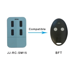 Replacement original BFT remote