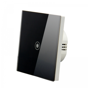 1 gang 1 way dimmer touch switch