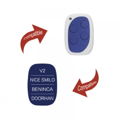 Compatible Door Remote Control